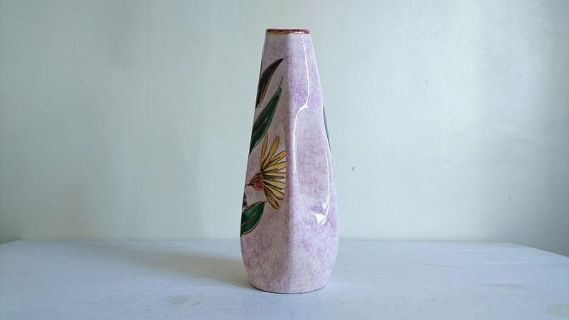 GRAFFITO Vase Italy GRAFFITO UCCELLI? Dsc_0017