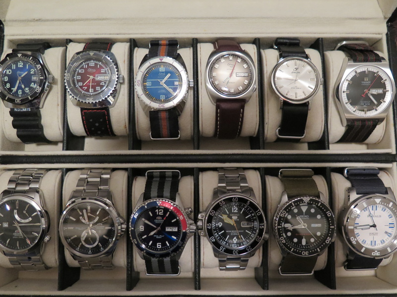 Ou ranger vous vos montres?  Img_4710