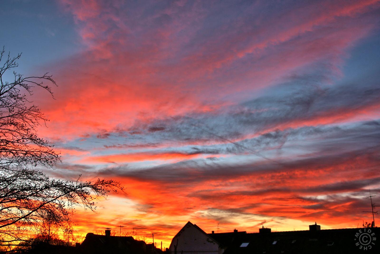 Sonnenuntergang Abendr10