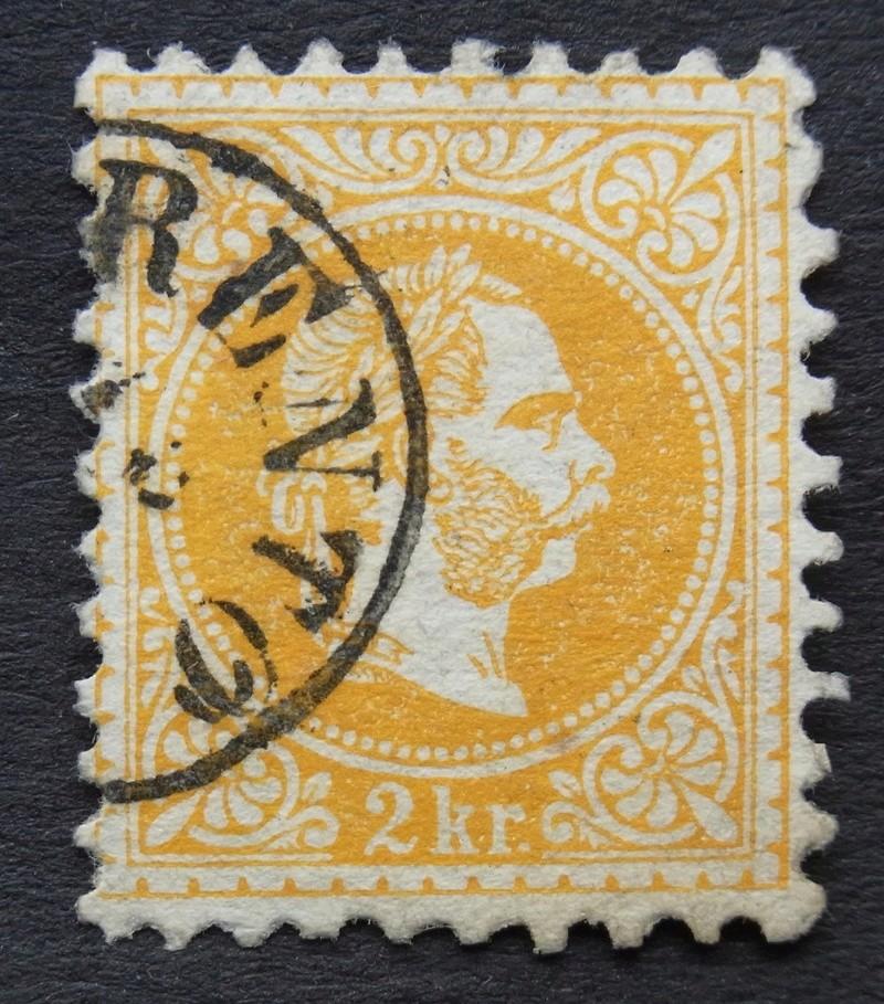 Freimarken-Ausgabe 1867 : Kopfbildnis Kaiser Franz Joseph I - Seite 15 001-an11