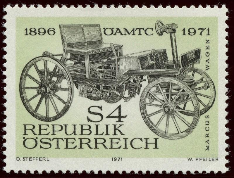 Briefmarken - Österreich, Briefmarken der Jahre 1970 - 1974 - Seite 2 Ank_1410