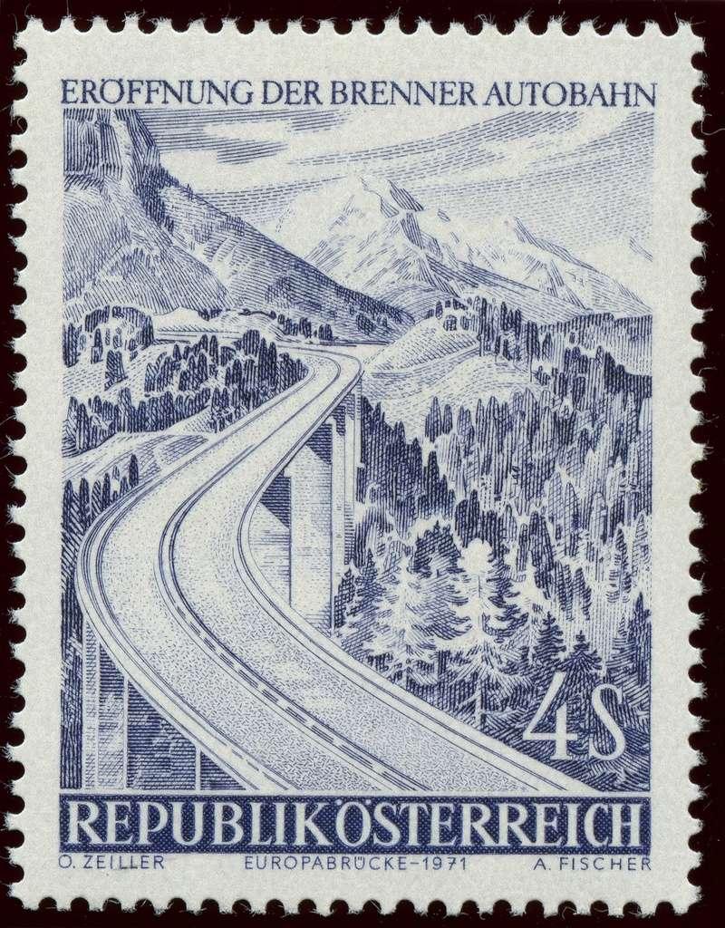 Briefmarken - Österreich, Briefmarken der Jahre 1970 - 1974 - Seite 2 Ank_1411
