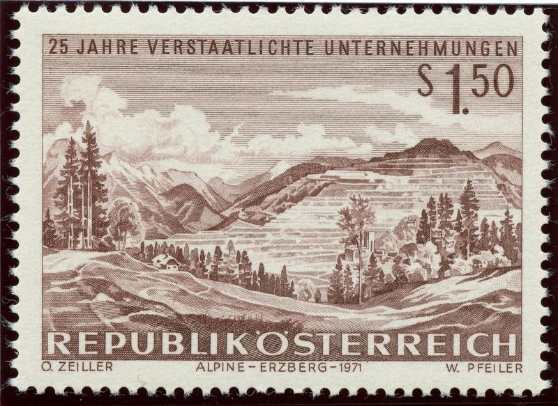 Briefmarken - Österreich, Briefmarken der Jahre 1970 - 1974 - Seite 2 Ank_1412