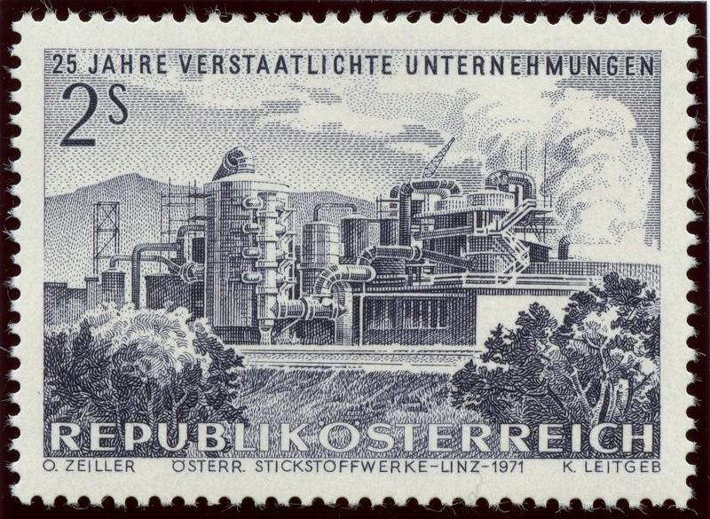 Briefmarken - Österreich, Briefmarken der Jahre 1970 - 1974 - Seite 2 Ank_1413