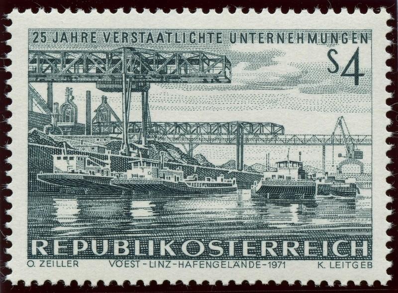 Briefmarken - Österreich, Briefmarken der Jahre 1970 - 1974 - Seite 2 Ank_1414