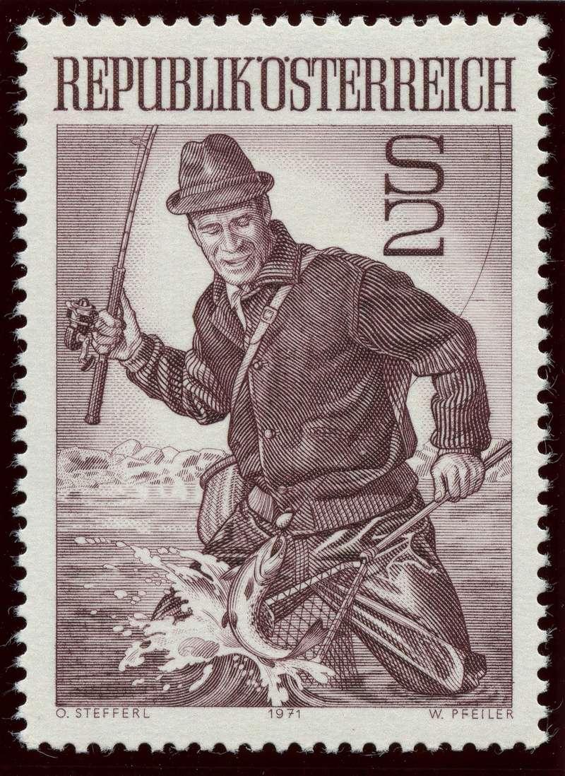 Briefmarken - Österreich, Briefmarken der Jahre 1970 - 1974 - Seite 2 Ank_1416