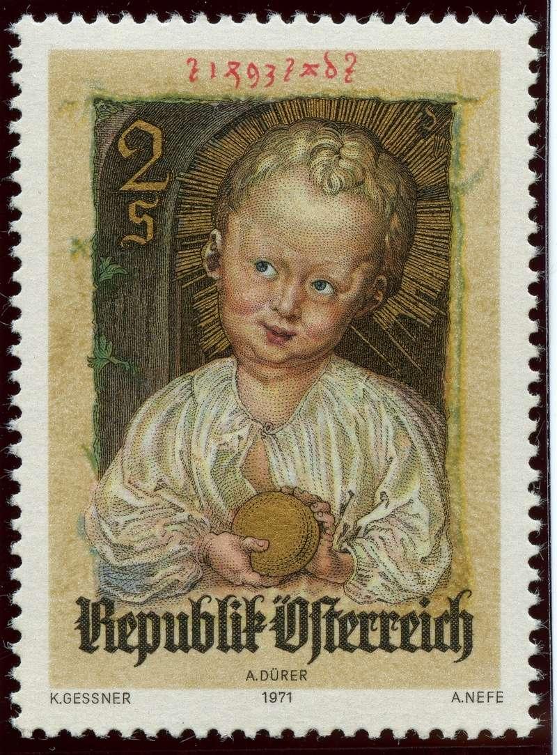 Briefmarken - Österreich, Briefmarken der Jahre 1970 - 1974 - Seite 2 Ank_1418