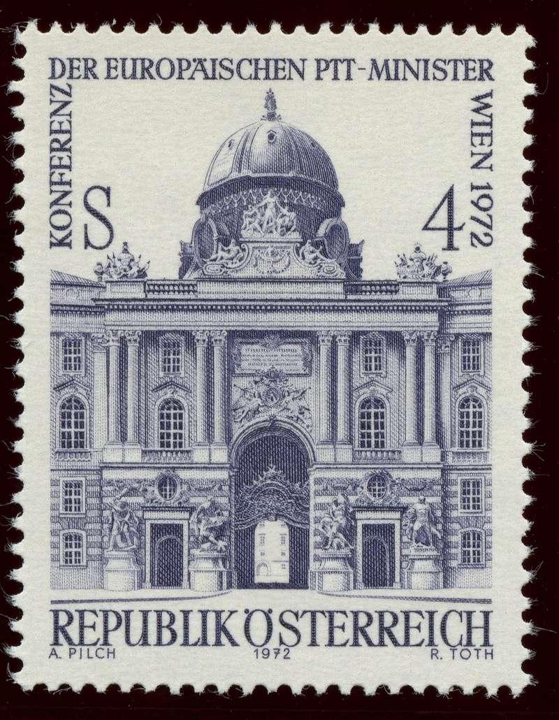 Briefmarken - Österreich, Briefmarken der Jahre 1970 - 1974 - Seite 2 Ank_1421