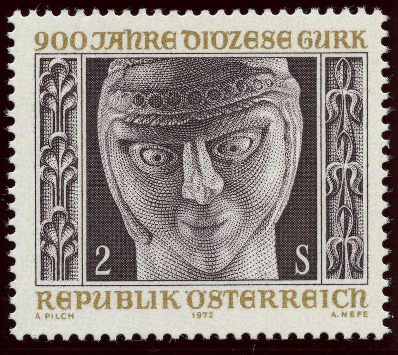 Briefmarken - Österreich, Briefmarken der Jahre 1970 - 1974 - Seite 2 Ank_1423