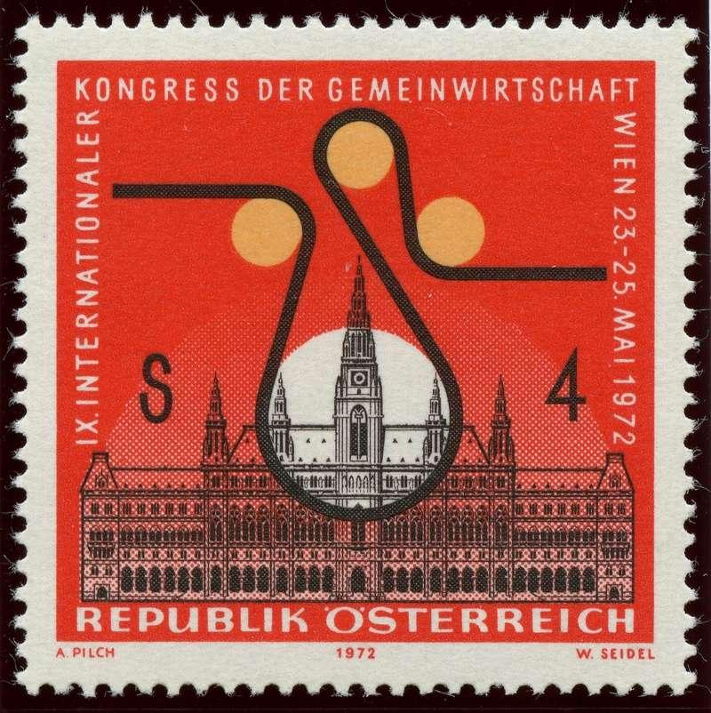 Österreich, Briefmarken der Jahre 1970 - 1974 - Seite 3 Ank_1425