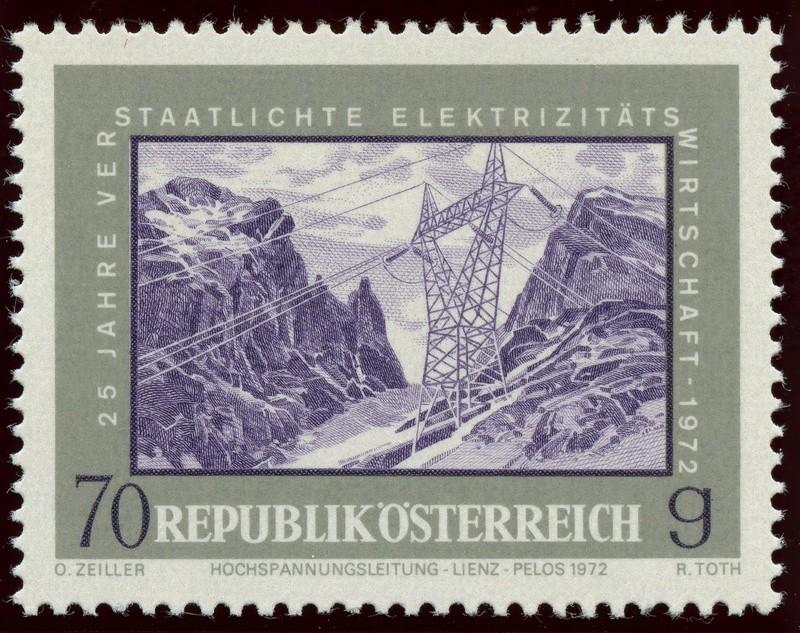 Österreich, Briefmarken der Jahre 1970 - 1974 - Seite 3 Ank_1426