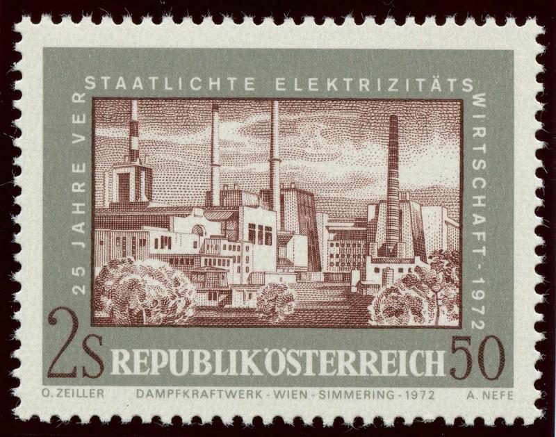 Österreich, Briefmarken der Jahre 1970 - 1974 - Seite 3 Ank_1427