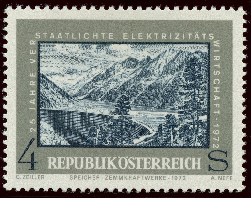 Österreich, Briefmarken der Jahre 1970 - 1974 - Seite 3 Ank_1428
