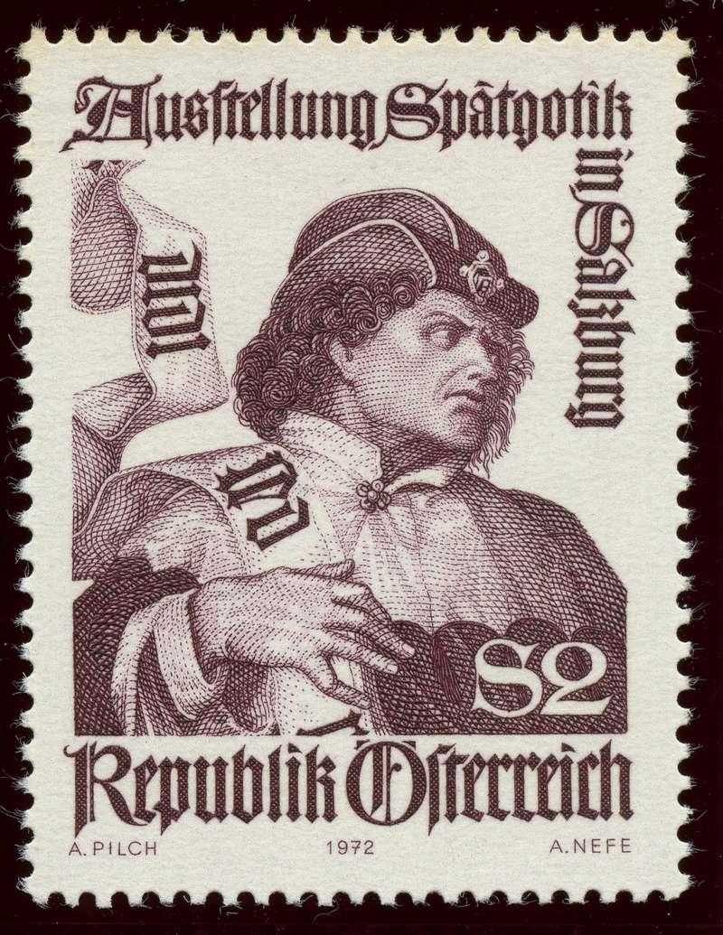 Österreich, Briefmarken der Jahre 1970 - 1974 - Seite 3 Ank_1429