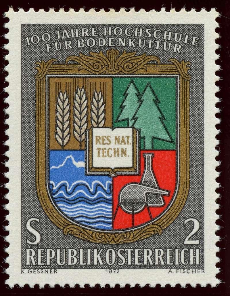 Österreich, Briefmarken der Jahre 1970 - 1974 - Seite 3 Ank_1433