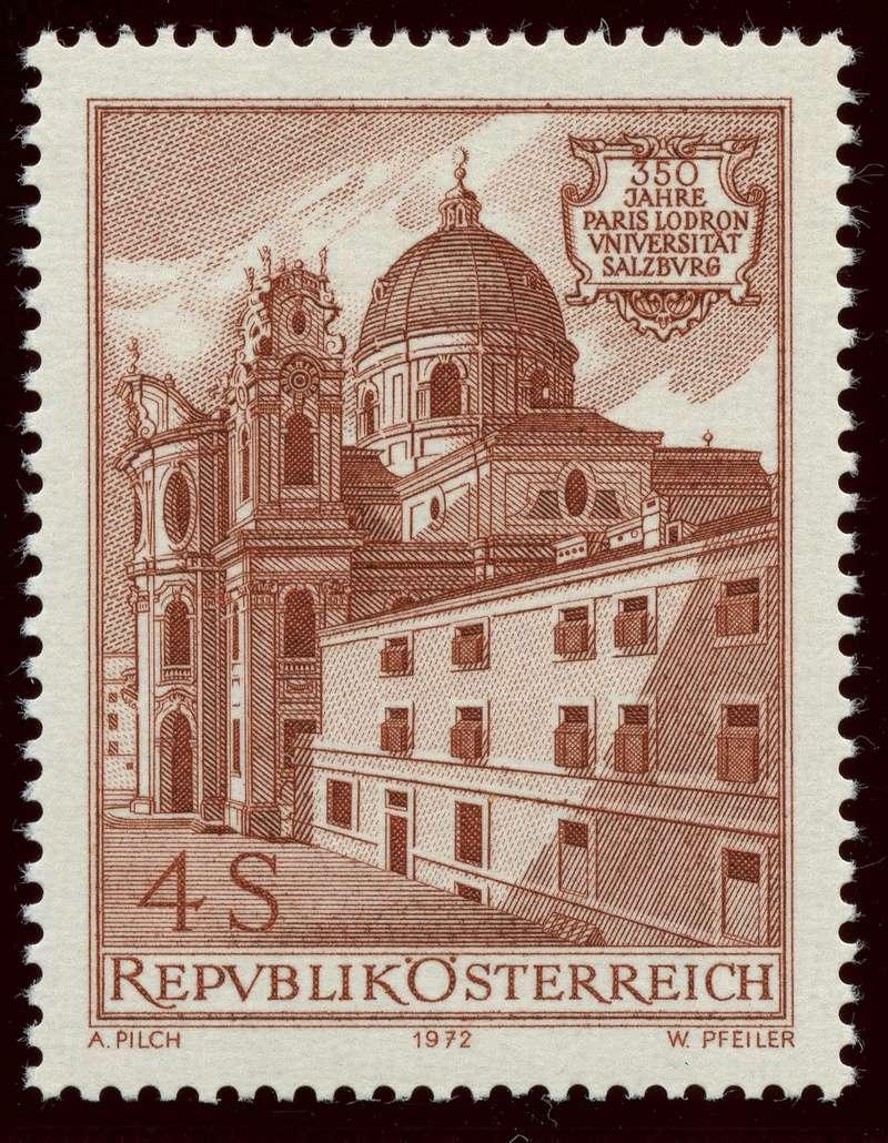 Österreich, Briefmarken der Jahre 1970 - 1974 - Seite 3 Ank_1434