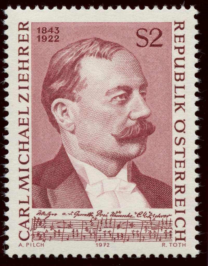 Österreich, Briefmarken der Jahre 1970 - 1974 - Seite 3 Ank_1435