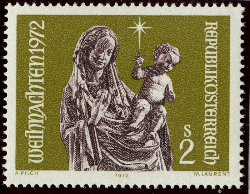 Österreich, Briefmarken der Jahre 1970 - 1974 - Seite 3 Ank_1436