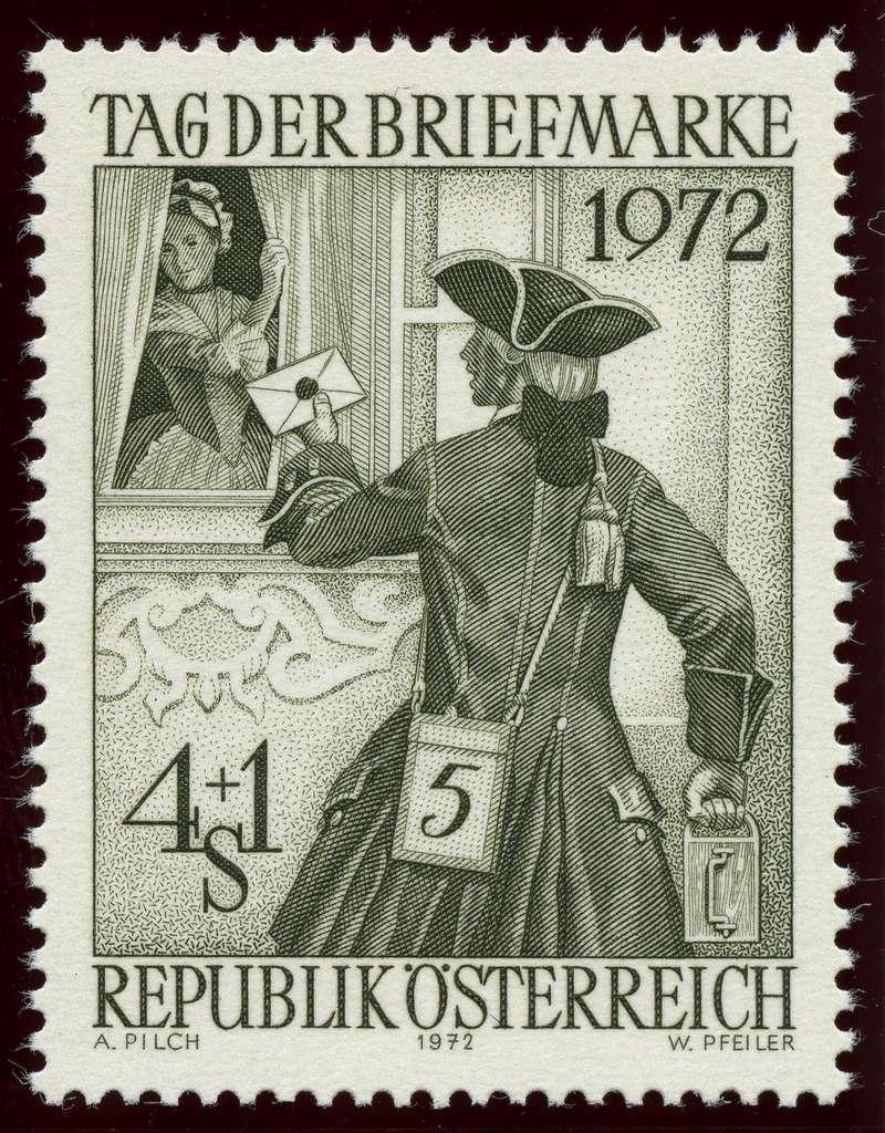 Österreich, Briefmarken der Jahre 1970 - 1974 - Seite 3 Ank_1437