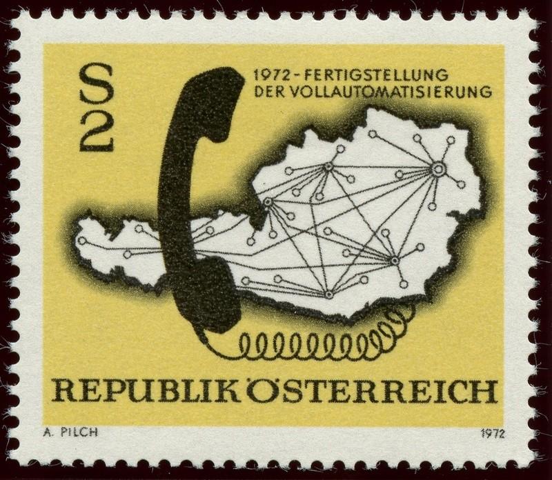 Österreich, Briefmarken der Jahre 1970 - 1974 - Seite 3 Ank_1438