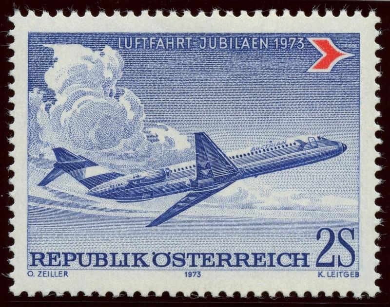 Österreich, Briefmarken der Jahre 1970 - 1974 - Seite 3 Ank_1442