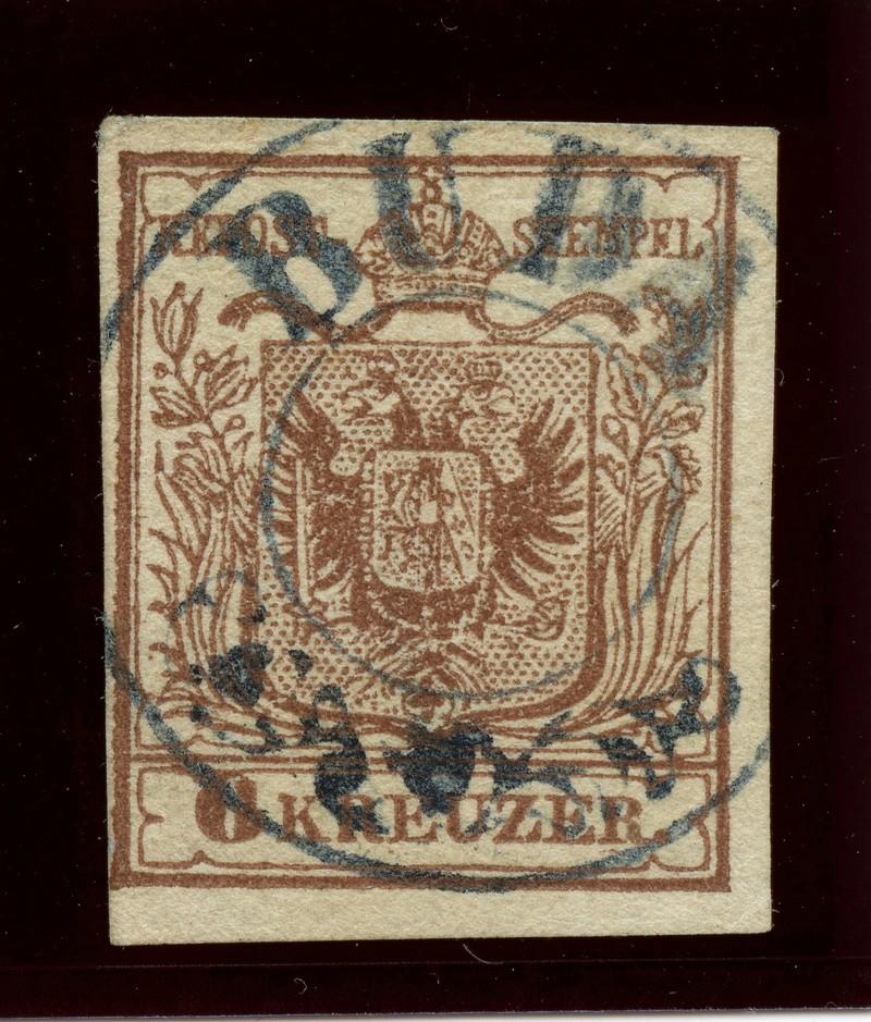Die erste Österreichische Ausgabe 1850 - Seite 8 Ank_4_10