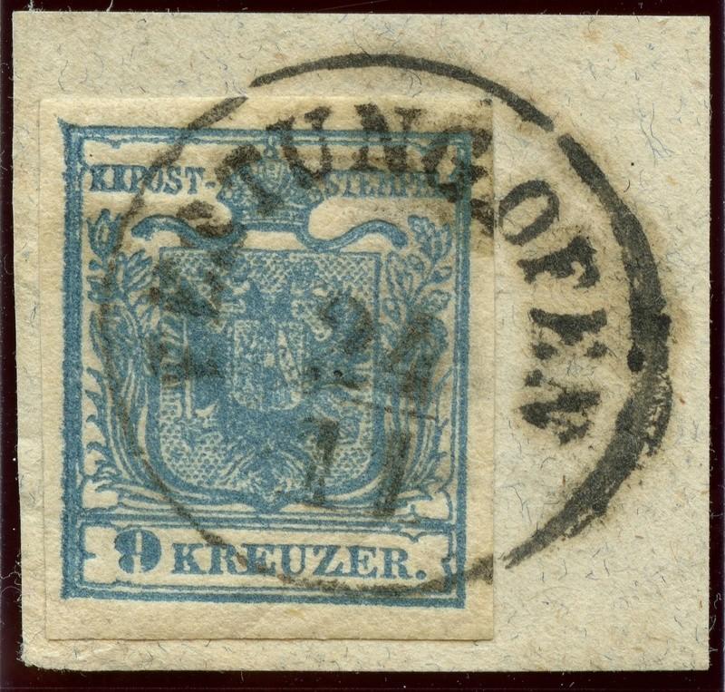Die erste Österreichische Ausgabe 1850 - Seite 8 Ank_5_10