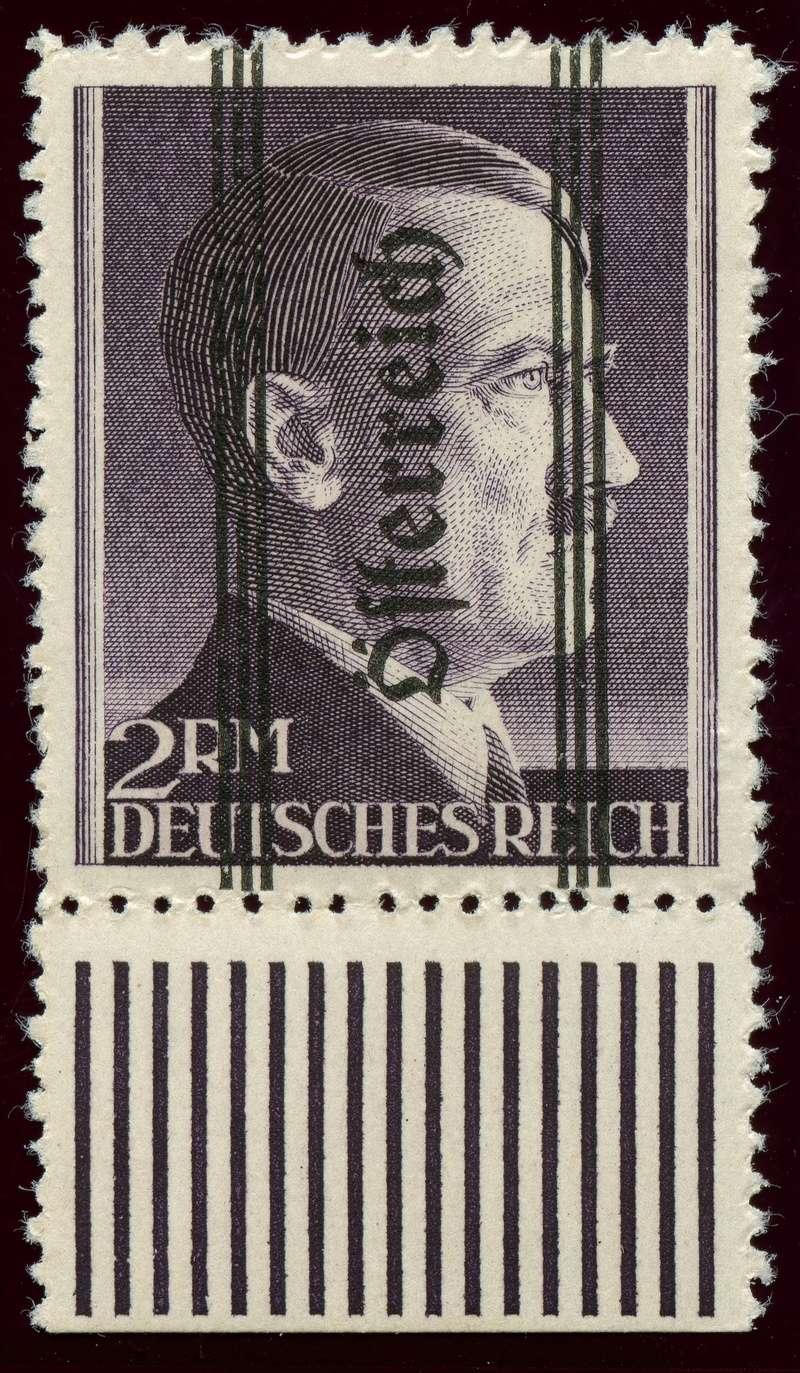 1945 - Grazer Aushilfsausgabe Mai 1945 Ank_6911