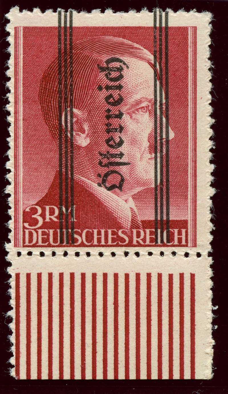 1945 - Grazer Aushilfsausgabe Mai 1945 Ank_6912