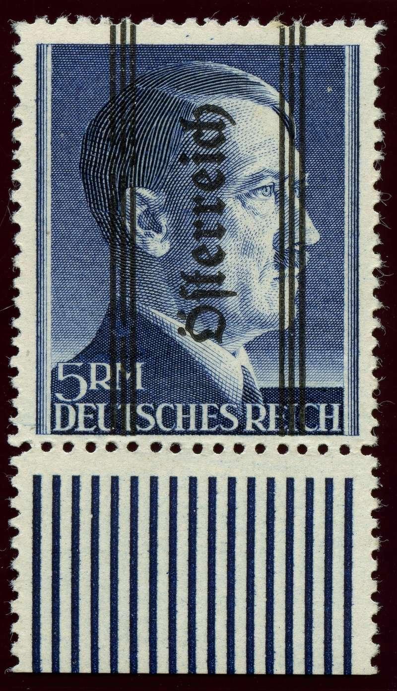 1945 - Grazer Aushilfsausgabe Mai 1945 Ank_6913