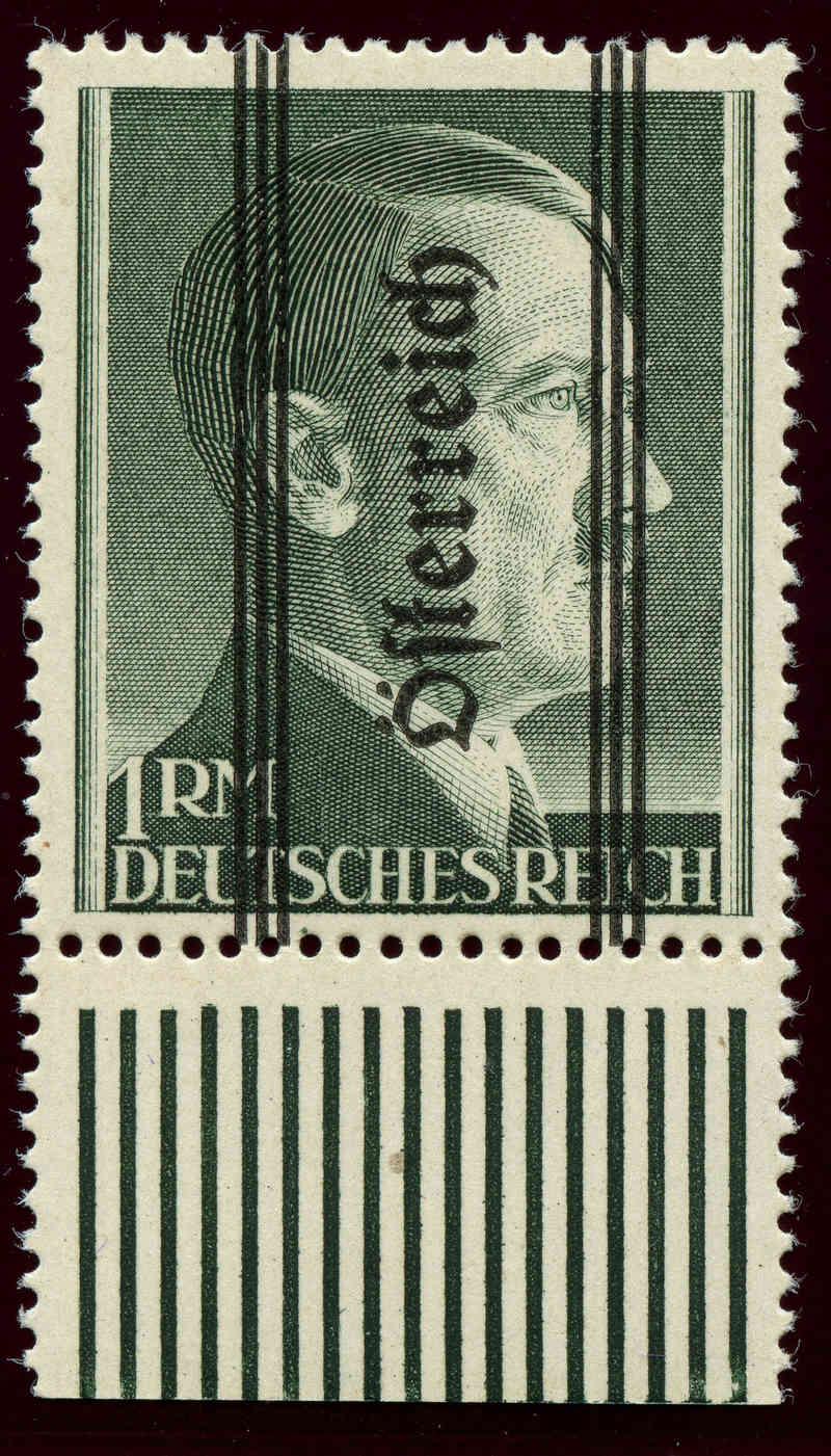 1945 - Grazer Aushilfsausgabe Mai 1945 Ank_6915
