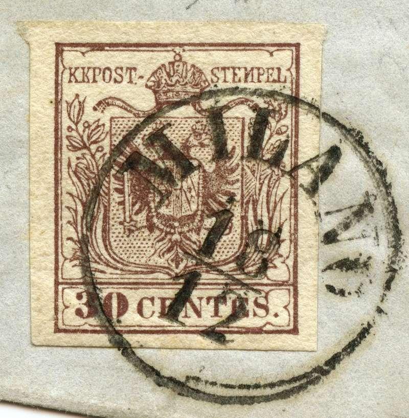 Briefmarken - Lombardei - Venetien 1850 - 1858 - Seite 5 Img27210