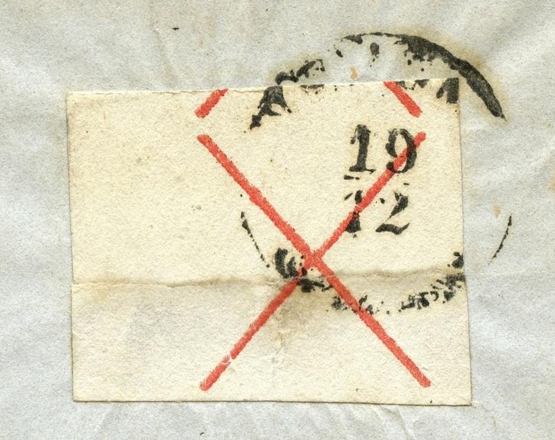 Briefmarken - Lombardei - Venetien 1850 - 1858 - Seite 5 Ryckse10