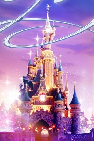 Les structures de Noël sur le Château de la Belle au Bois Dormant - Page 5 Disney10