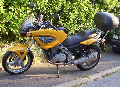 Les motos les plus moches de l'histoire ! (notre palmarès)  Bmw_f610