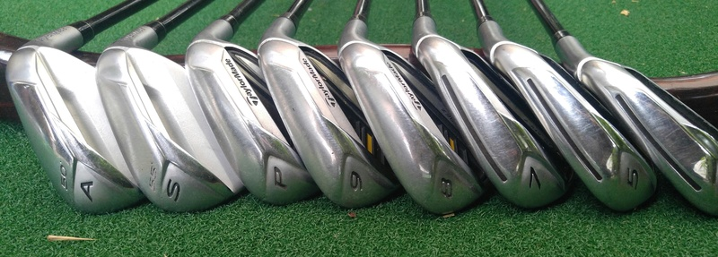SOLD : WTS Taylormade Rocketbladez Graphite 8 Irons (5-PAS) Japan Spec 20161111