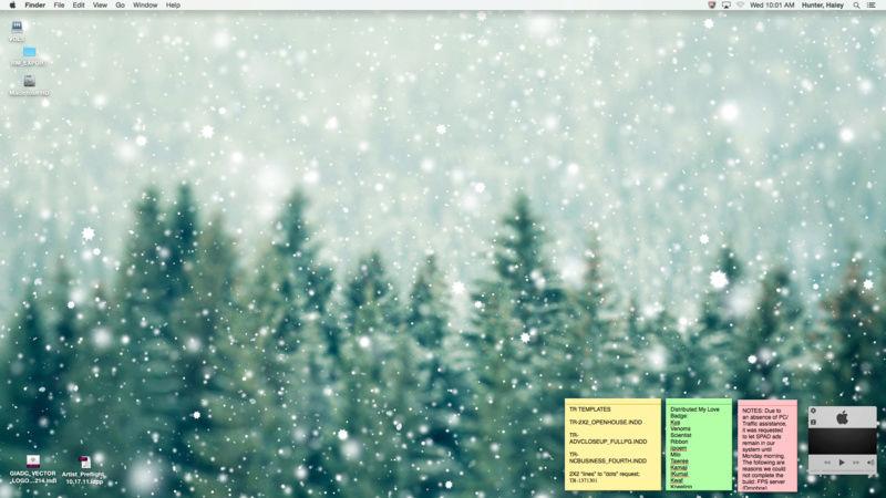 Show off your Desktop! Screen11