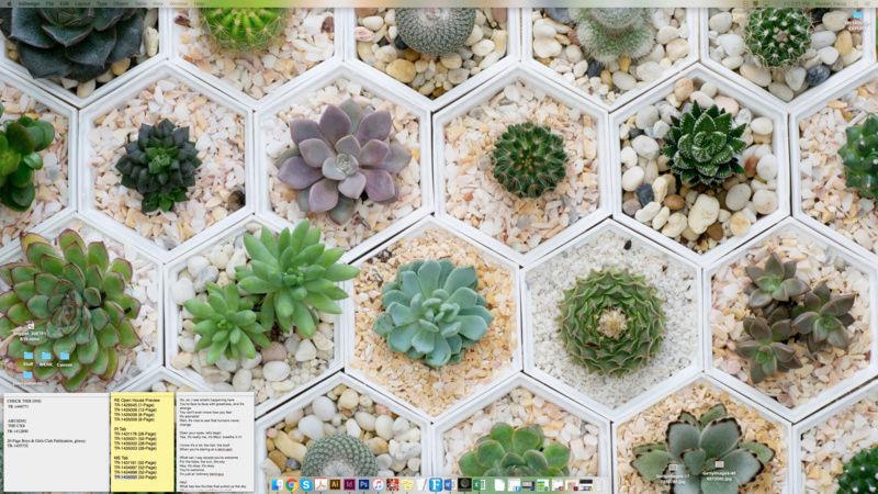 Show off your Desktop! Screen12