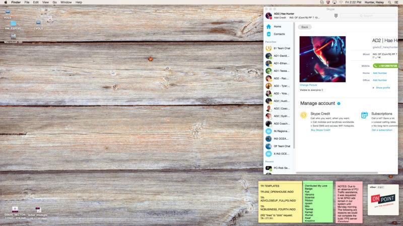 Show off your Desktop! Screen13