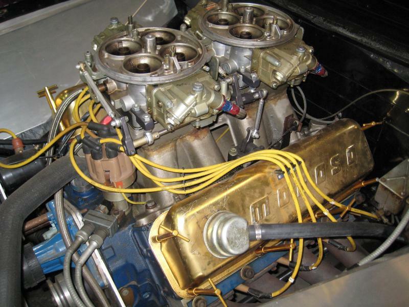 projet voiture de drag 15356710