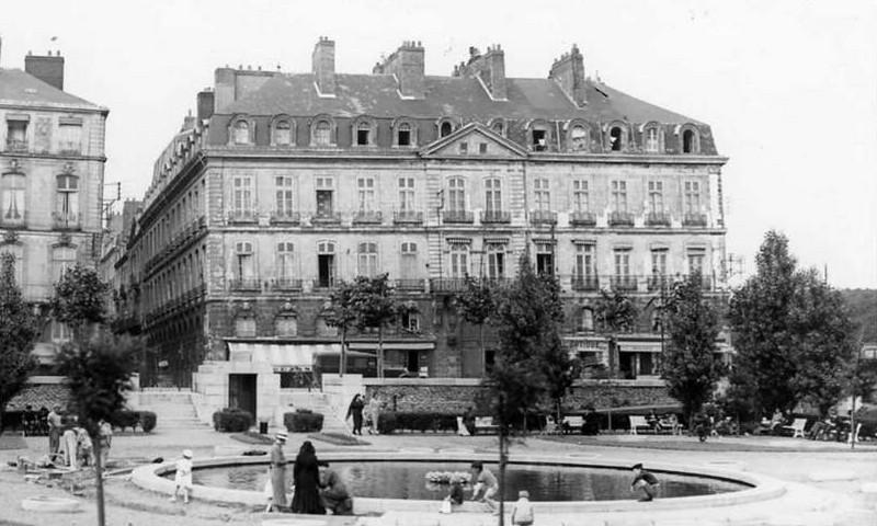 HÔTEL PARTICULIER DE LA VILLESTREUX Hotel-10