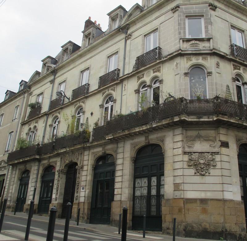 HÔTEL PARTICULIER GARREAU Hotel-12