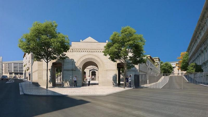 LA RECONVERSION DE L'ANCIENNE MAISON D'ARRÊT Prison10