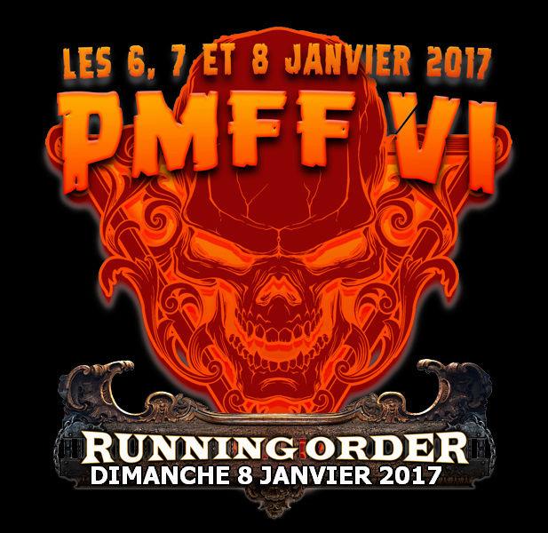 PMFF VI (JANV 2017) PARIS METAL FRANCE FESTIVAL VI 15698310