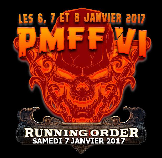 PMFF VI (JANV 2017) PARIS METAL FRANCE FESTIVAL VI 15781210