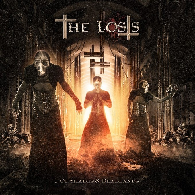"THE LOST ""  of shades & deadlands""2015 16002810"