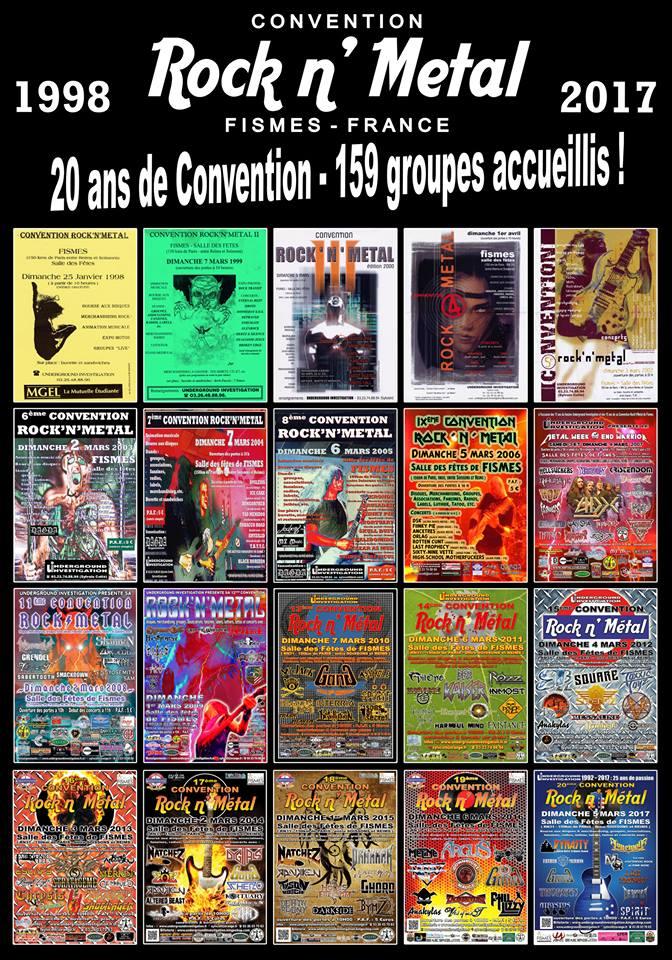 Le fanzine UNDERGROUND INVESTIGATION 16003110