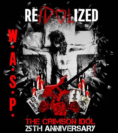 "WASP  resortie nouvel enregistrement de ""The Crimson Idol"" 16265810"