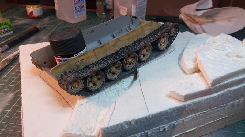 T-54B  Takom  1/35e 20161112