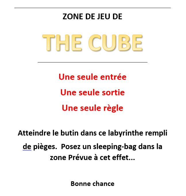 """Event """"THE CUBE"""" By Osiris The_cu10"""